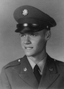 Kim Fowley: Air Force National Guard, 1959.