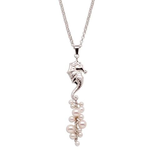 Sea Horse Necklace - Patrick Mavros