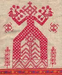 Image result for русская северная вышивка
