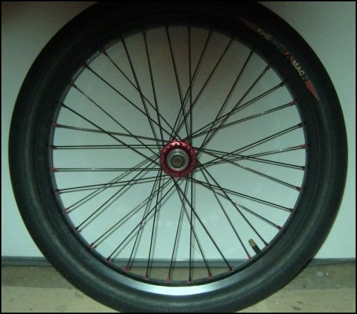 Bmx Tires and Rims for Sale