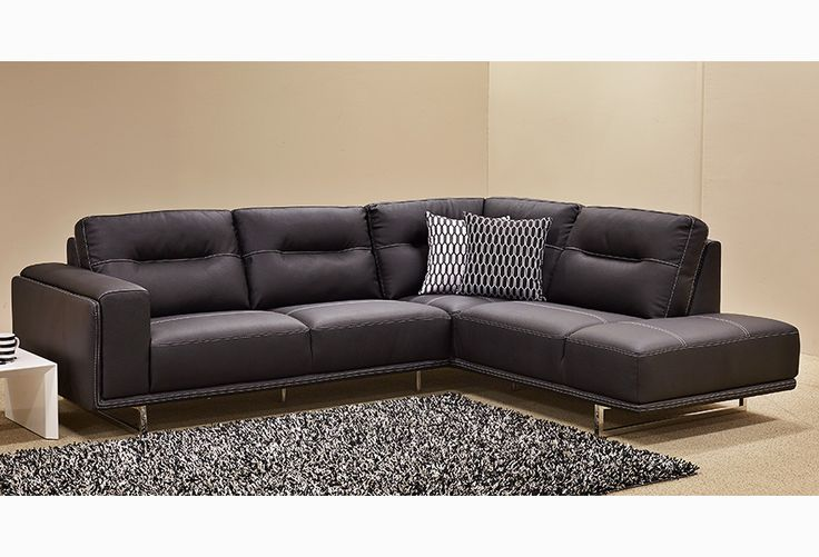 If you're going for a modern look in your home, you can't go past low profile furniture. Pieces that are designed to sit lower to the ground open up space and can make walls and windows appear taller. The Harriet is a prime example of a modern, low profile lounge that would fit perfectly in a modern setting.