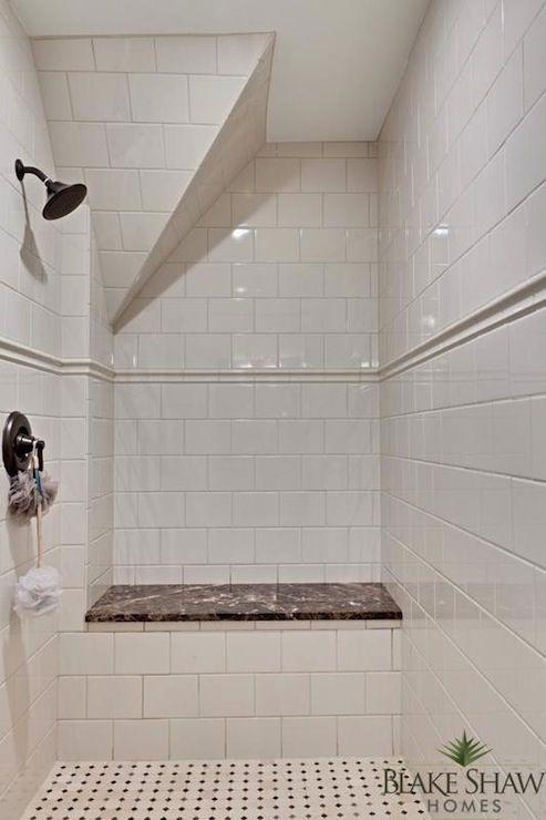 Blake Shaw Homes Bathrooms Walk In Shower Shower