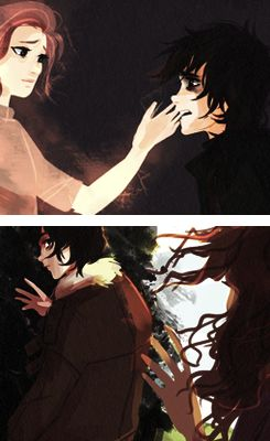 Nico di Angelo was my favorite character ever since Battle of the Labrynth. He has just suffered much and still he carries on. He went through Tartarus alone. He doesn't have anyone other than Hazel and everyone is scared of him.I just feel so connectedto him and if anything happpens to him in Blood of Olympus, or in any other book,I will be devastated. I hope we get  a Nico POV in the next book.