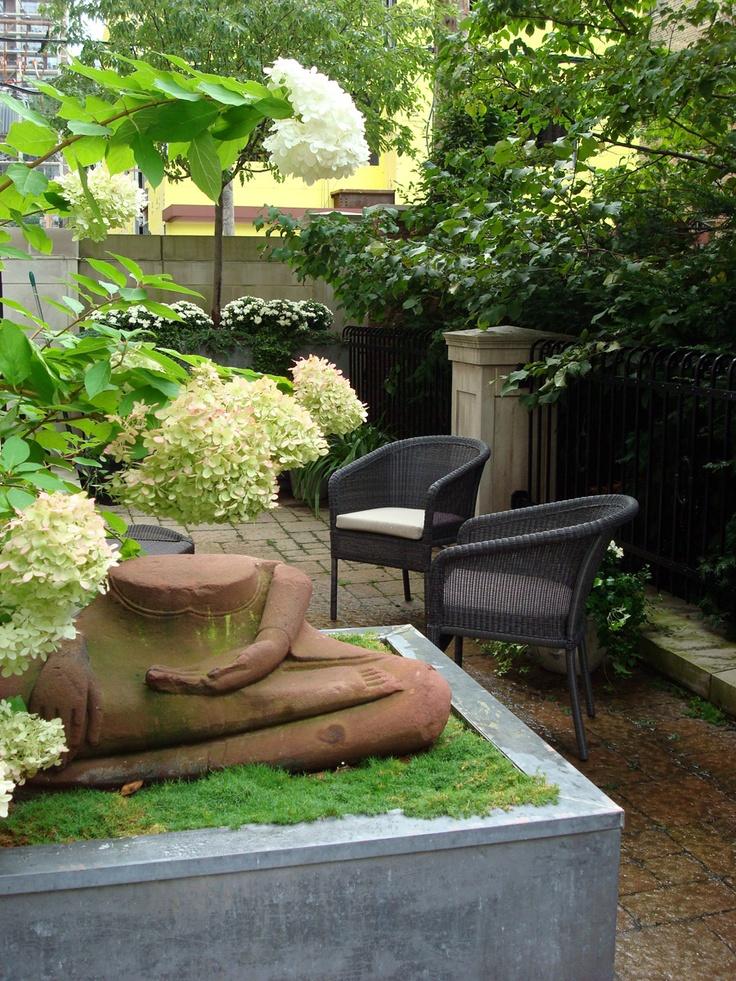 urban garden landscape design fine gardening maintenance