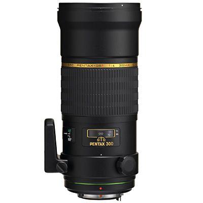 SMC DA* 300mm F4 ED [IF] SDM