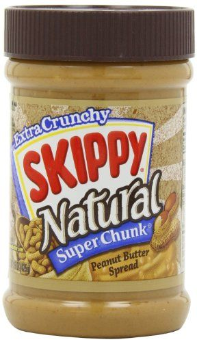 Did you know?  Skippy Natural has been recognized as America's Best Tasting Natural Peanut Butter and…is all natural.  No trans fat per serving.  Contains no hydrogenated oil.  And there's no need t...