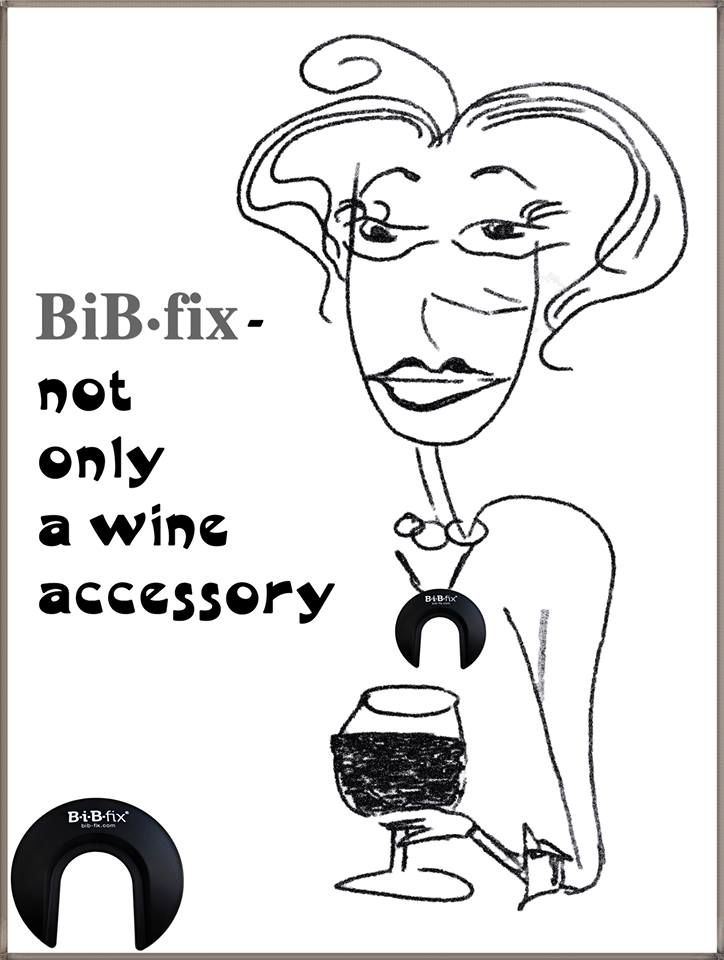 BiBfix is more than #wine accessorie !  https://www.facebook.com/photo.php?fbid=464381467014130&set=a.207493559369590.46494.162624517189828&type=1&theater