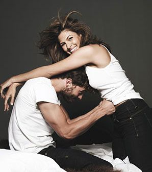 Jamie Dornan and Eva Mendes, New Faces of Calvin Klein