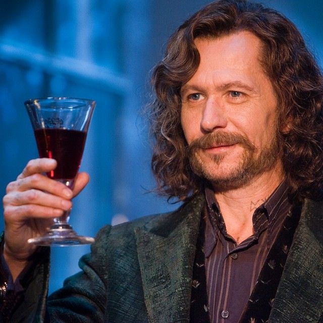 """""""There's the light and the dark in Sirius's family – but we all have light and dark within us, and it's up to us what we choose to do with it. That's what defines who we are."""" - Gary Oldman #HarryPotter"""