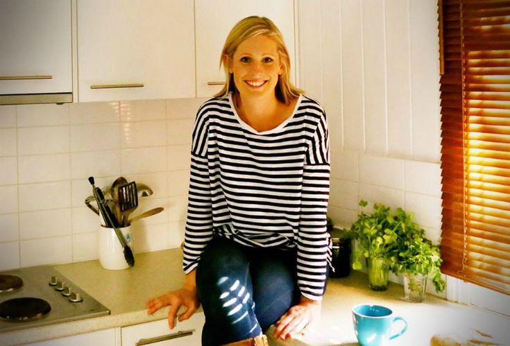 Lisa Corduff In the Kitchen