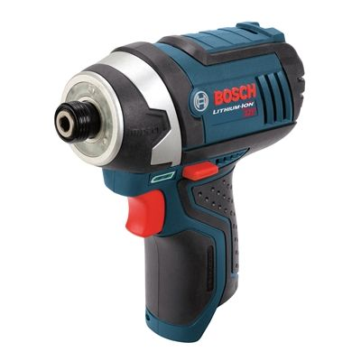 Bosch PS41BN 12-Volt MAX Lithium-Ion 1/4-in Cordless Impact Driver (Tool Only)