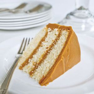 layer cake recipe - revelatory caramel cake