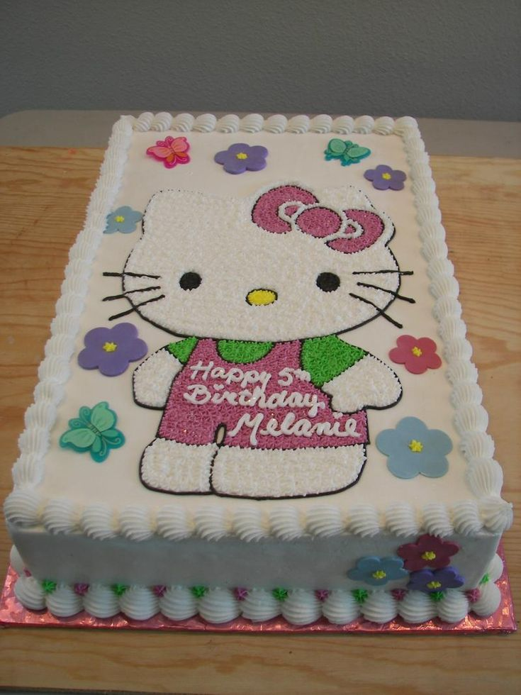 The 25+ best Hello kitty cake ideas on Pinterest Hello ...