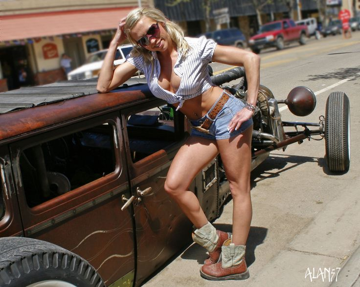 Apologise, but, nude girls with rat rods remarkable words