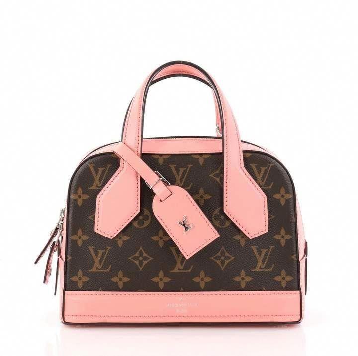 Louis Vuitton Dora cloth handbag #Hermeshandbags