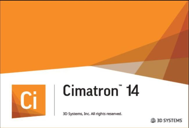Cimatron 14 Build 14 0000 1566 513 X64 full license | 3D em