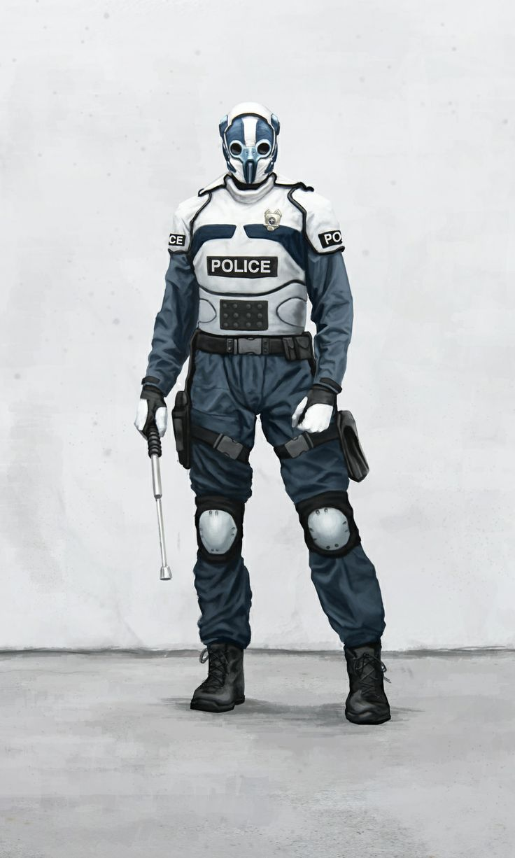 The Future of Police Technology