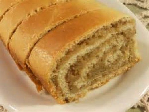 Bear N Mom Recipes Croatian Nut Rolls Bears Recipe