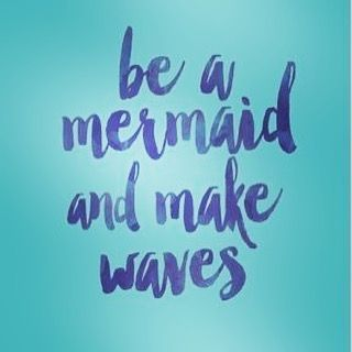 Who's ready to make some waves? Tell us if you are ready to make some waves, better yet show us!