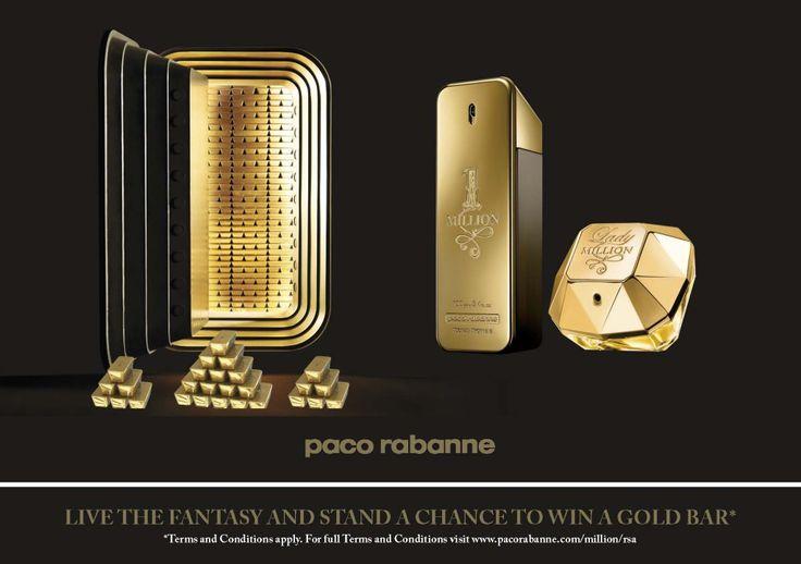 Paco Rabanne Gold Bar Competition { Truworths } – SUPERFICIALGIRLS