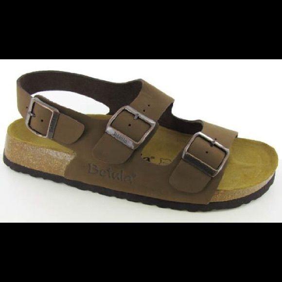 Bundle 2 pairs of Betula sandals like new. Ladies size 10.  Men's size 8 Betula Shoes Sandals