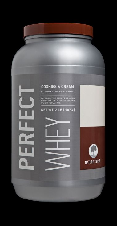 Perfect Whey Protein combines two excellent protein sources - whey protein isolate and whey protein concentrate - to give you a high quality whey protein supplement that is low in lactose, carbohydrates and fat.