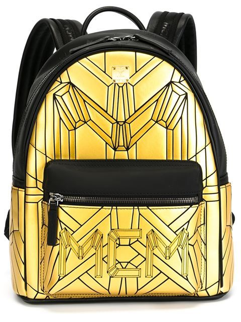 Shop MCM 'Bionic' backpack in Eraldo from the world's best independent boutiques at farfetch.com. Shop 300 boutiques at one address.