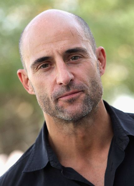 Yeah it's Mark Strong again..... He's fit, so kill me.....