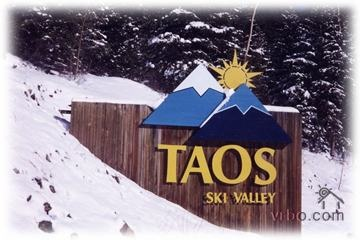 Taos New Mexico. This is the the Ski Resort where we went tubing, Kayla snowboarded and Brandee tried skiing for a little bit.