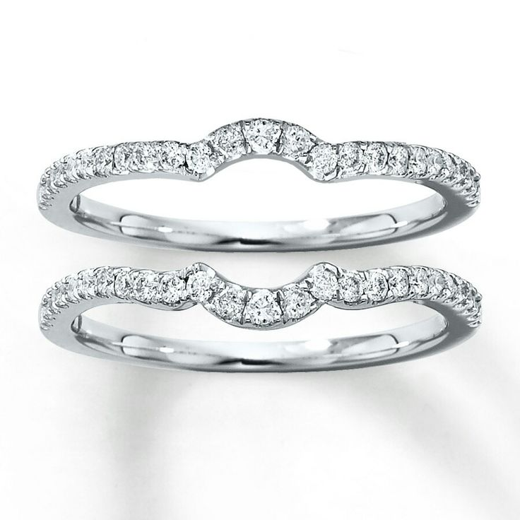 17 best ideas about curved wedding band on