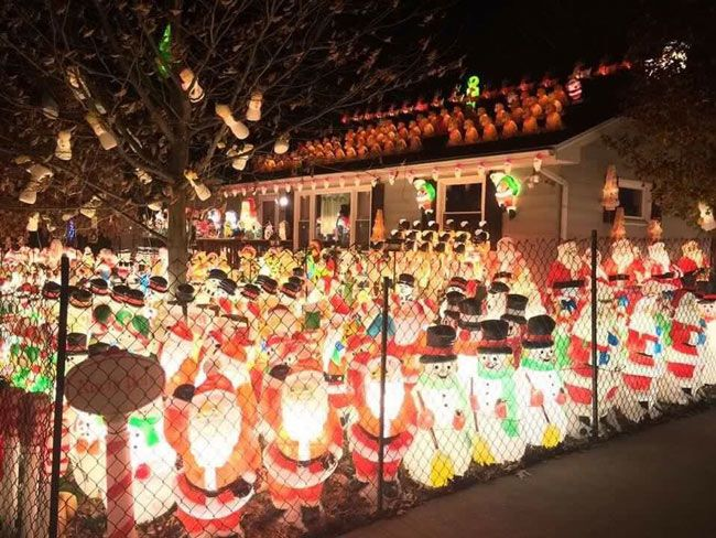 The P.O.W. camp for the War on Christmas
