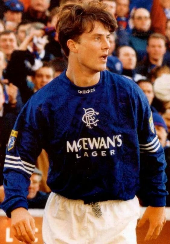 Brian Laudrup Glasgow Rangers