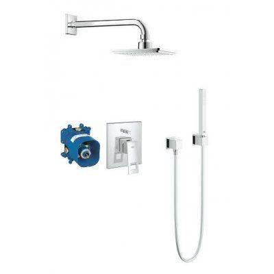 Grohe Eurocube zestaw prysznicowy podtynkowy 23409000