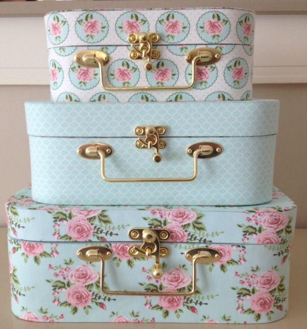 Studio Mini: Novidade na Studio Mini!!!! Trio de maletas