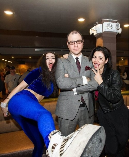 Charli Xcx And Marina 17 Best images about C...