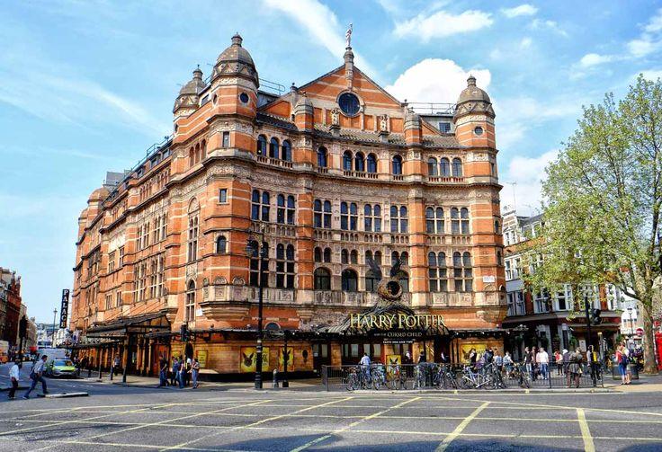 Itinerario per visitare Londra con bambini sulle tracce di Harry Potter