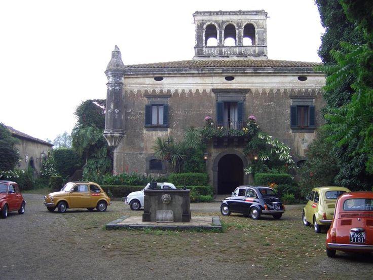 Palermo Fiat 500 tour