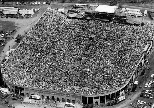 Holleder Stadium June 5th 1983..Journey Concert....a spark....you sat next to me...you told me how nice I looked, you seemed so happy to be near me...and all at once I felt that...to! I loved how you looked at me....I will never forget that....ever...