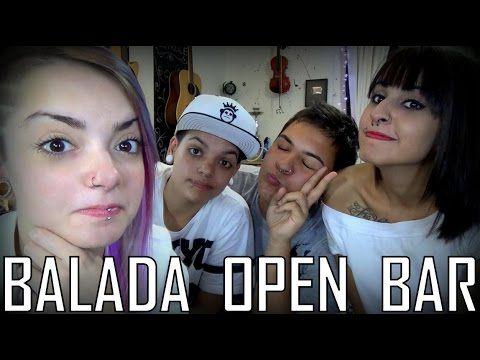 BALADA OPEN BAR - Diário de P.Landucci