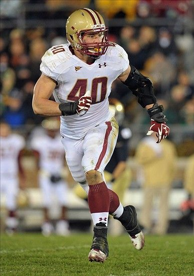 luke kuechly boston college | ... could select absolutely terrifies me: Boston College LB Luke Kuechly