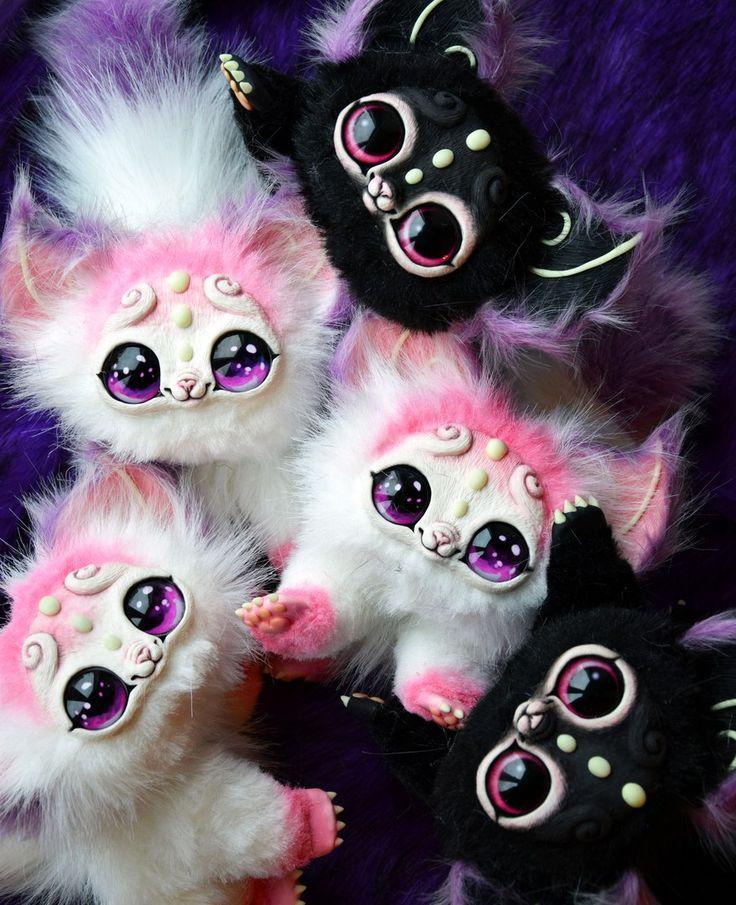 gakman ♥ creatures