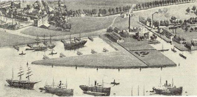 1904 Vereniging van Gepensioneerden van de Koninklijke Rotterdamsche Lloyd- Wm Ruys & Zonen