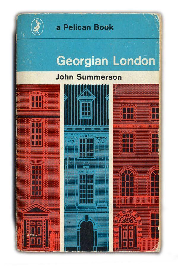 Georgian London by John Summerson