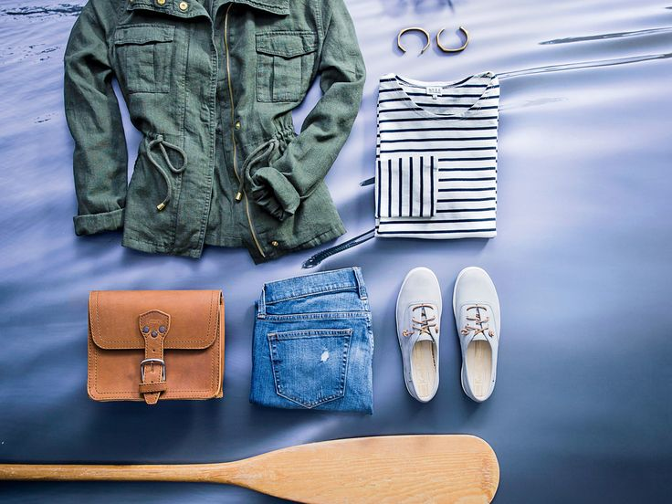 Laid-Back Lake Look | Let's go to the lake! Editor-at-Large Jenna Bush Hager reflects on laid-back summer fun cooling off on Lake Travis and gives us some outfit inspiration.