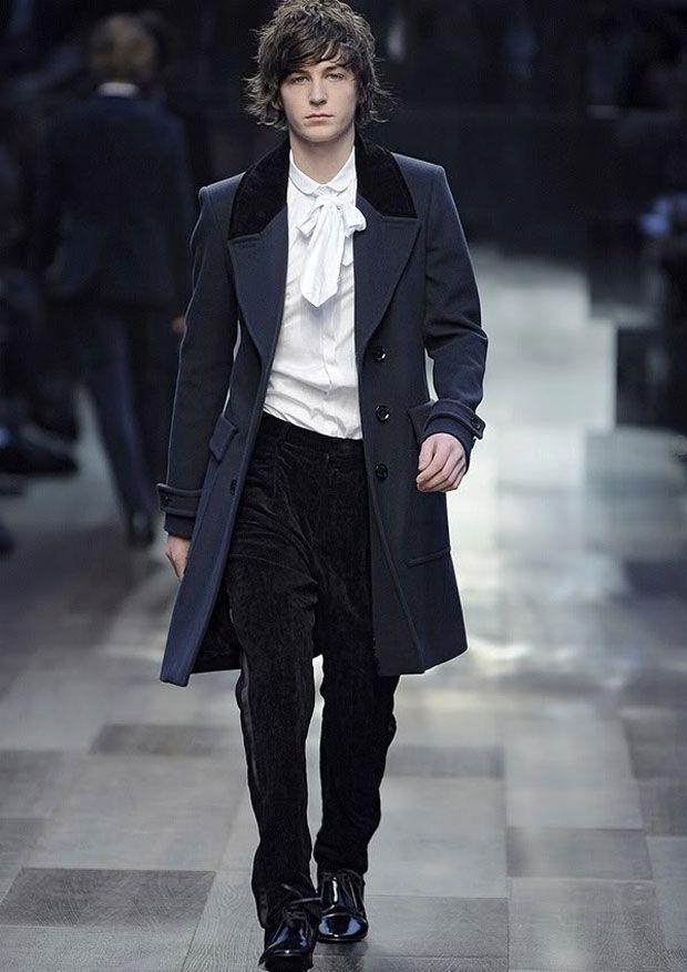 Burberry regency inspired fashion