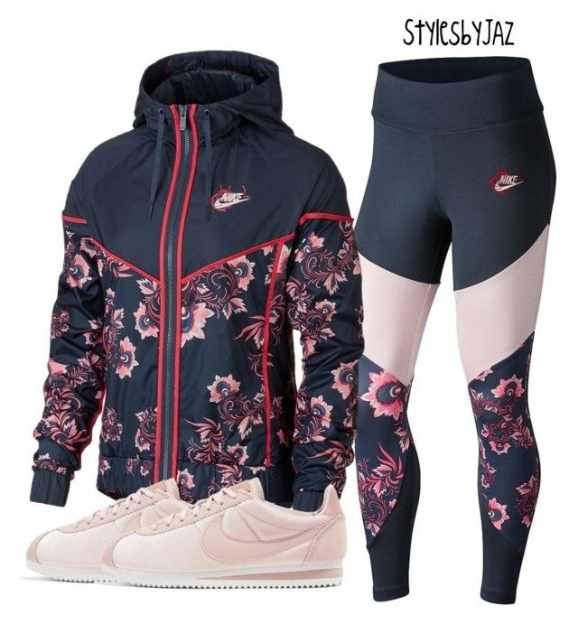 """Untitled #778"" by harrisjazmin on Polyvore featuring NIKE"