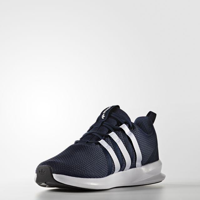 adidas - Loop Racer Shoes. Black RacerAdidas