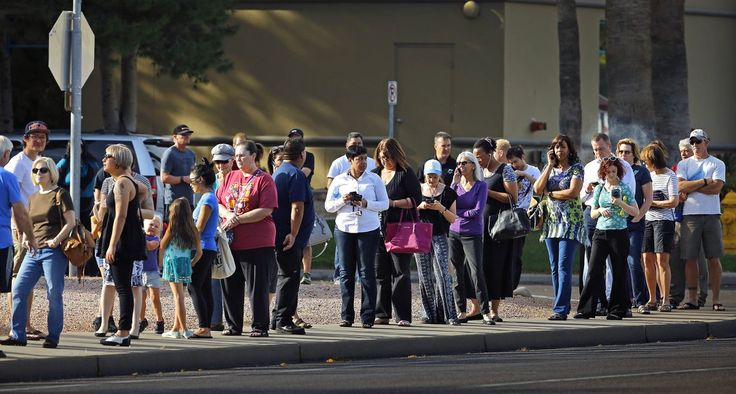 Following widespread disenfranchisement during Tuesday's Democratic primary in Arizona, civil rights activists are warning that such debacles could be a harbinger of things to come during the general election in November.