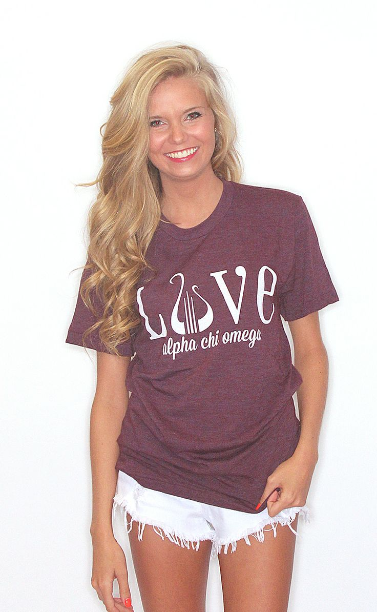 17 best images about sorority t shirt ideas on pinterest for American apparel sorority shirts