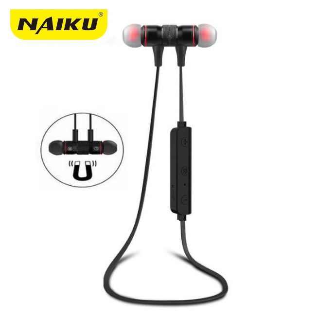 On sale US $10.23  NAIKU M9 Bluetooth Headphones Wireless In-Ear Noise Reduction earphone with Microphone Sweatproof Stereo Bluetooth Headset  Available latest products: Tablet PC